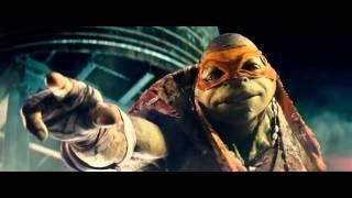 Черепашки ниндзя  Русский трейлер '2014'  HD   YouTube 720p