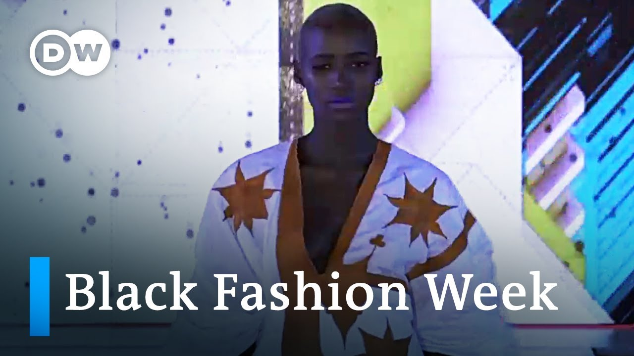 Black Fashion Week von Adama Paris | Euromaxx | 2019