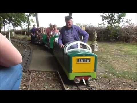Dunham's Wood Light Railway