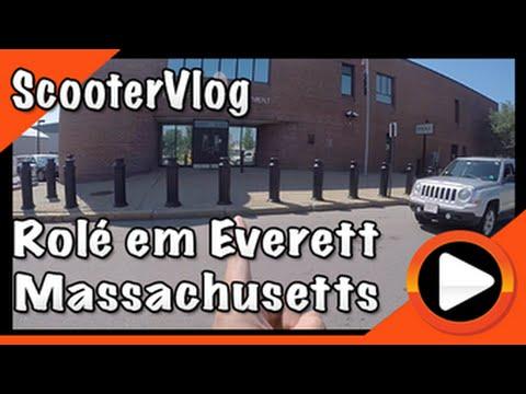 Rolé em Everett - MA, cidade que moro nos Estados Unidos - Db in USA #50