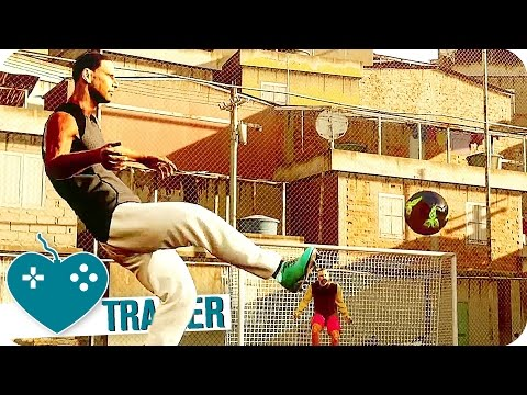 METRIS SOCCER Trailer (2016) Street Football PC Game thumbnail
