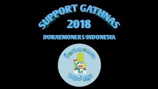 Support Gathnas Doraemoners indonesia regional Bekasi (meet and greet dubber doraemon DKK)