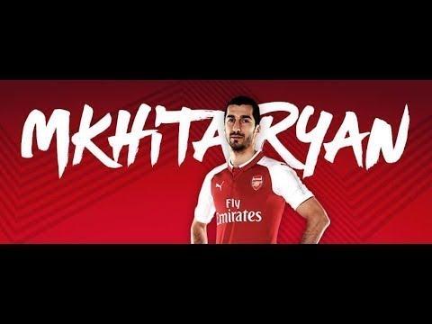 Все голы и ассисты Генриха Мхитаряна за 'Арсенал' 😉✊