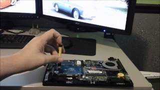 lenovo Ideapad S210 Upgrade Guide (SSD and MEMORY)