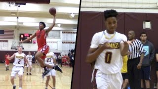 Kezie Okpala 46 POINTS VS Ira Lee amp Shareef O39Neal in Playoffs Crossroads VS Esperanza