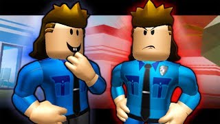 OFFICER ROOFUS HAS AN EVIL TWIN?! ( A Roblox Jailbreak Roleplay Story)