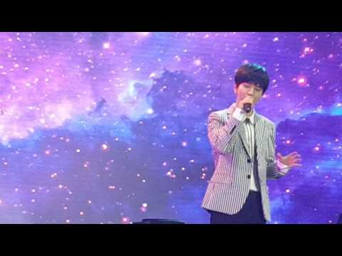 Yesung It Has To Be You Live