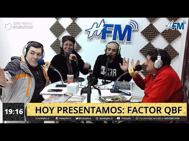Señal Trek / Factor QBF - 18 de julio 2019