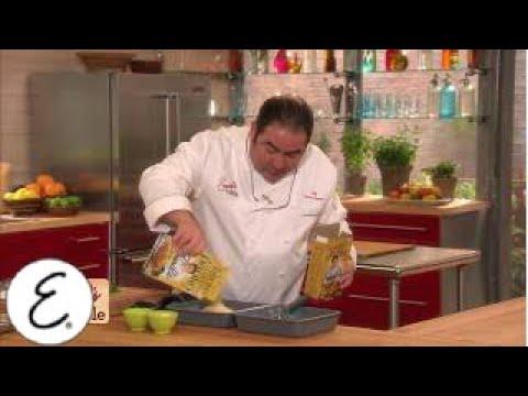 Panko-Crusted Chicken Tenders | Emeril Lagasse