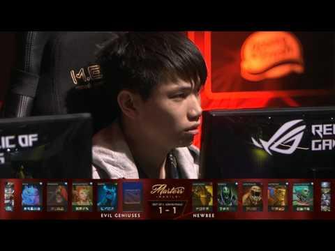 Evil Geniuses vs Newbee | The Manila Masters | Bo5 | Filipino Coverage | Game 3