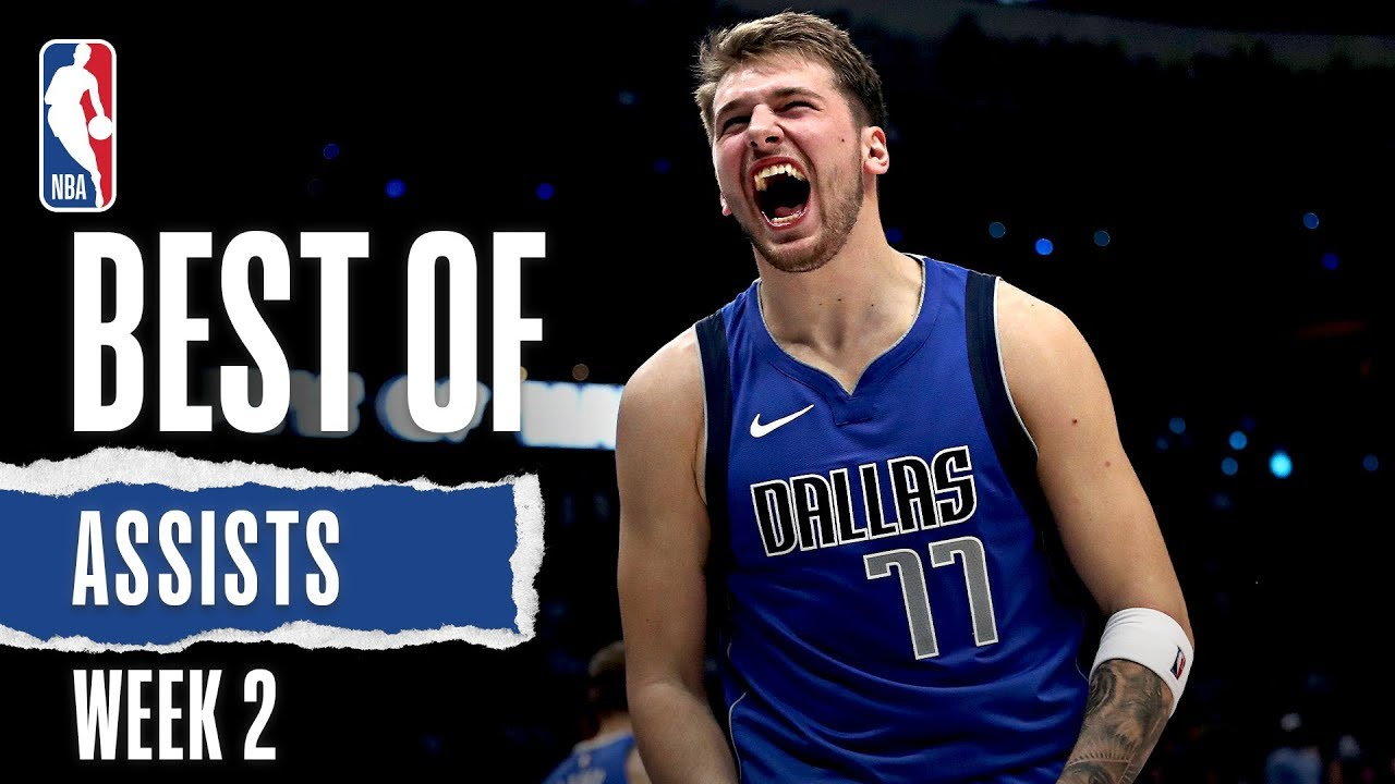 Image result for NBA's Best State Farm Assists from Week 2 | 2019-20 NBA Season