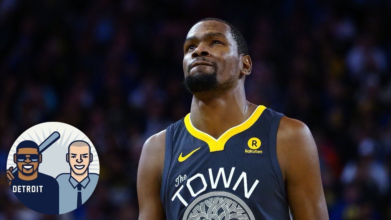 Kevin Durant has a TV series coming, but there's one thing wrong with it | Jalen & Jacoby | ESPN
