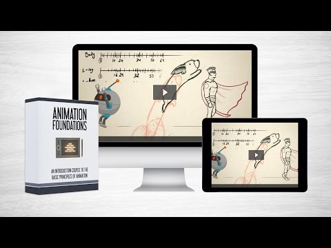 Animation Foundations Course - Start with the Basics