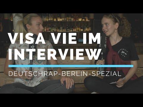 """Visa Vie: """"Den Berliner Lokalpatriotismus finde ich übertrieben!"""" - Deutschrap-Berlin-Spezial"""