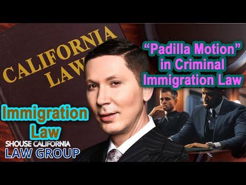 Padilla Motions Vacate A Guilty Plea Avoid Deportation