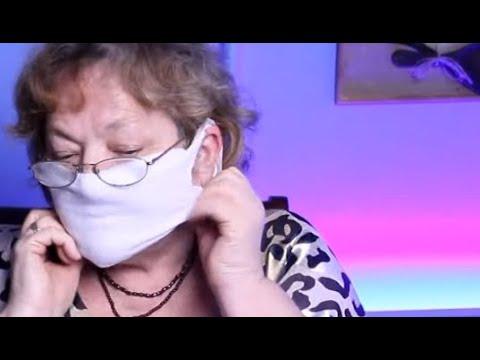 Медицинская маска как в Китае - сделай сам за 2 минуты -(Максимальная защита )