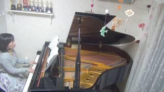 倉敷市ピアノ教室 NHKとと姉ちゃん 宇多田ヒカル「花束を君に」 動画チ...