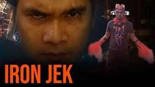 Gambar cover IRON JEK!!!
