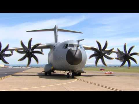 Airbus A400M Atlas F-RBAF Armée de l