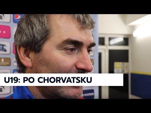 U19 | Ohlasy po remíze s Chorvatskem a postupu z prvního místa