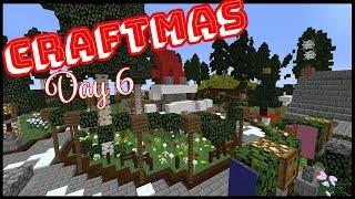 CRAFTMAS DAY 6! - Survival Christmas Friday!