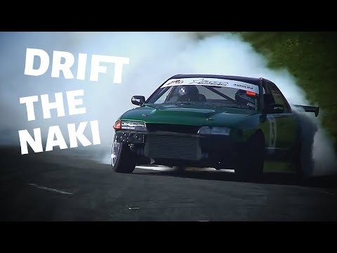 Drifting New Plymouth