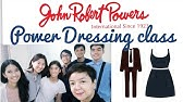 Full Class Day A Tour Of John Robert Powers Qc Philippines Youtube