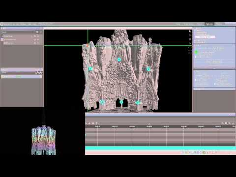 Barco Media Server Reverse Mapping tools