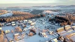 Winterberg ein Traum in weiß