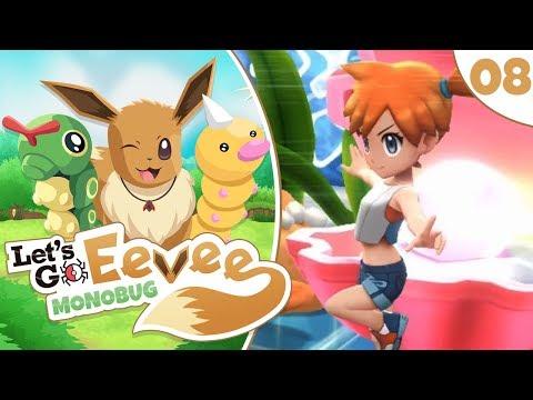 Pokémon Let's Go Eevee MonoBUG Let's Play! - Episode #8 -
