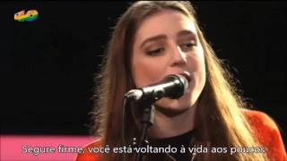 Birdy   Keeping your head up legendado PT - BR