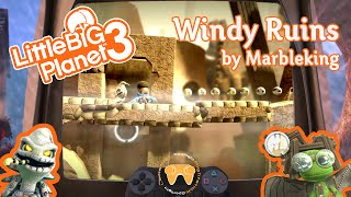 LITTLE BIG WINDY RUINS | LBP3 Community Level