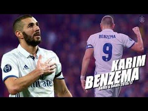 Karim Benzema 2016 2017   Best Skills,...