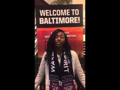 UFA Cheyna Williams Drafted by Washington Spirit