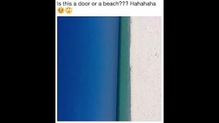 Beach or Door?