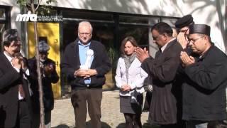 2013-01-18 Baumpflanzung in Gelsenkirchen als Zeichen für Integration und Frieden