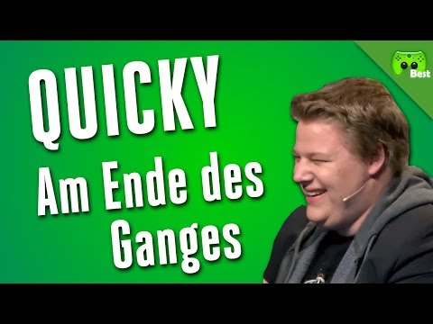 QUICKY # 7 - Am Ende des Ganges «» Best of PietSmiet   HD