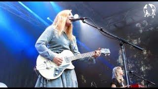 Judith Holofernes - Nichtsnutz live auf dem Immergut Festival 2014