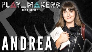 Andrea Sepenzis: Researcher for Riot Games | Play Makers Episode 3