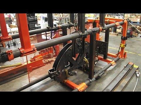 ABCO Subsea Roller Sheave Tests