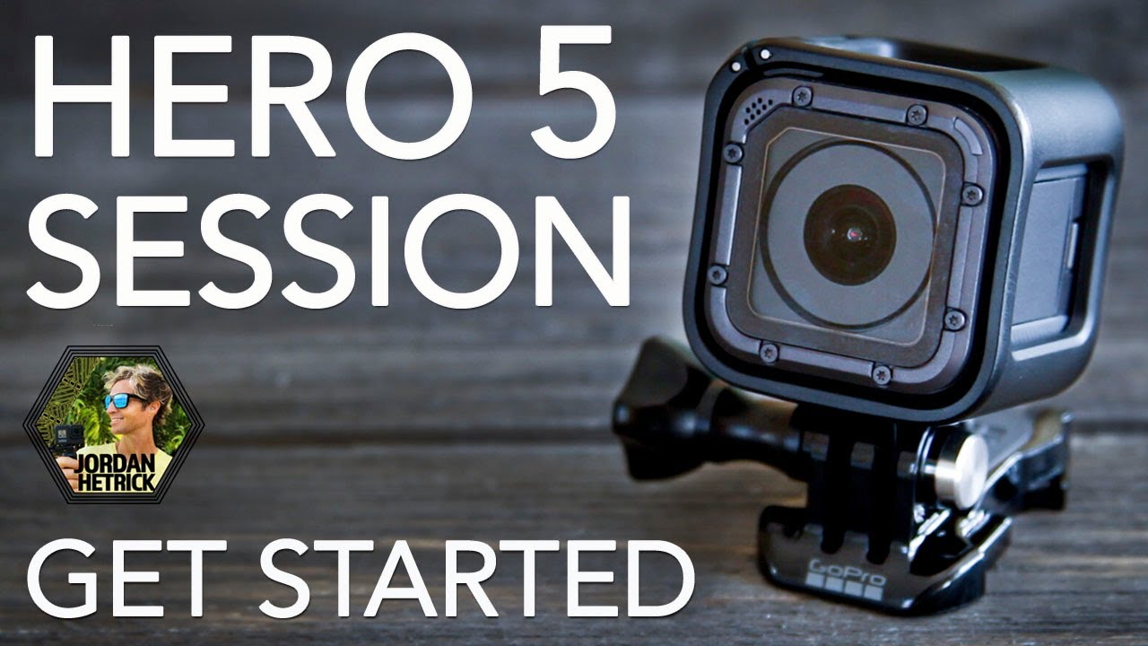 gopro hero 5 session tutorial how to get started youtube. Black Bedroom Furniture Sets. Home Design Ideas