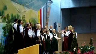 Singkreis Reichenau  Junga Tag mit Geti