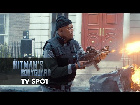 "The Hitman's Bodyguard (2017) Official TV Spot ""Most Wanted"" – Ryan Reynolds, Samuel L. Jackson"