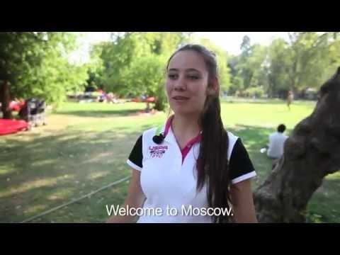 Bolshoi Summer 2014. Interview. Maria Sol