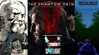 Community Spotlight: Metal Gear Solid Edition