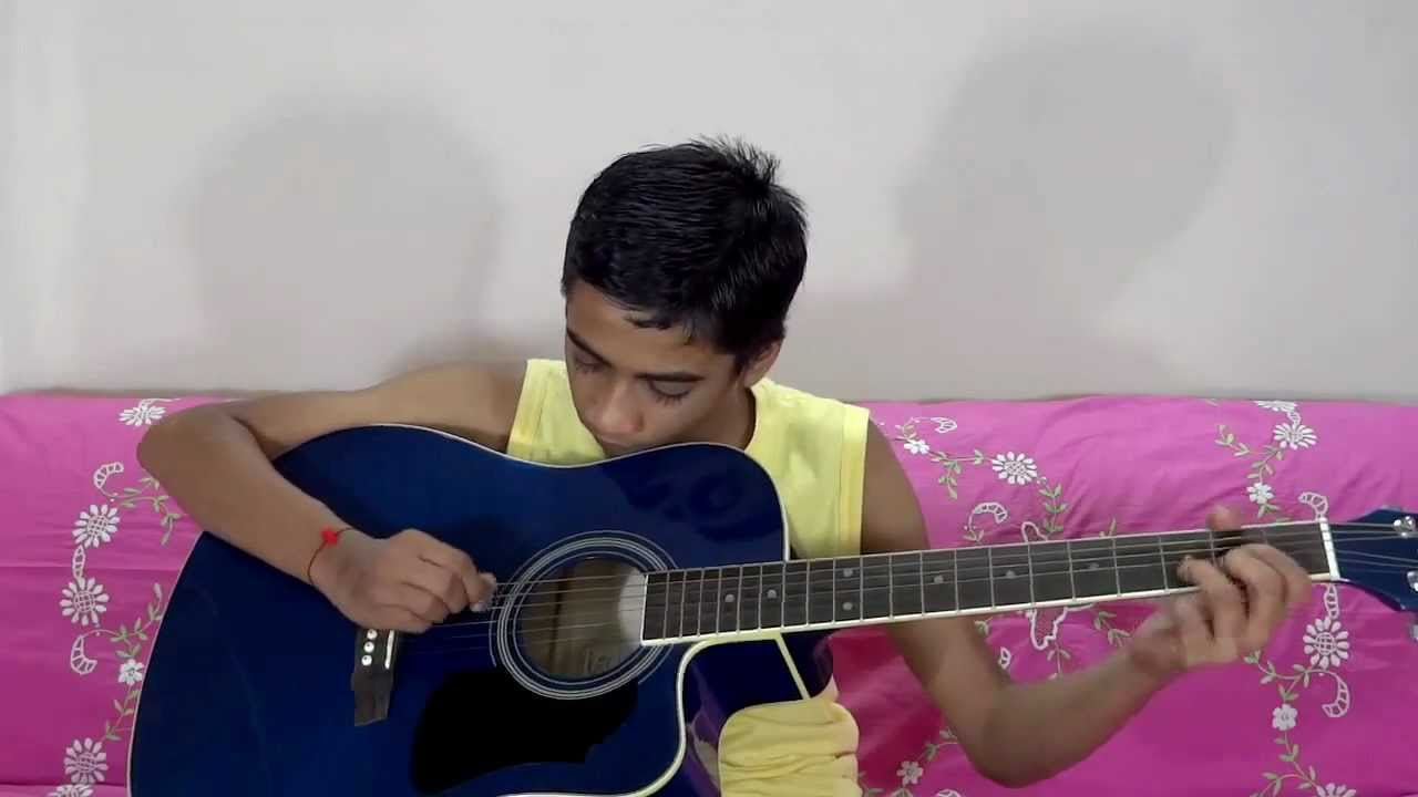 Pani Da Rang Guitar Chords - Vicky Donor - YouTube