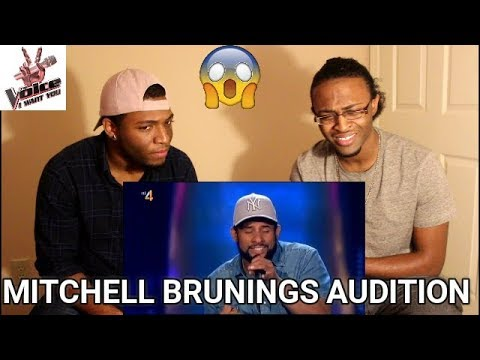 The Voice of Holland -Mitchell Brunings - Redemption Song by Bob Marley