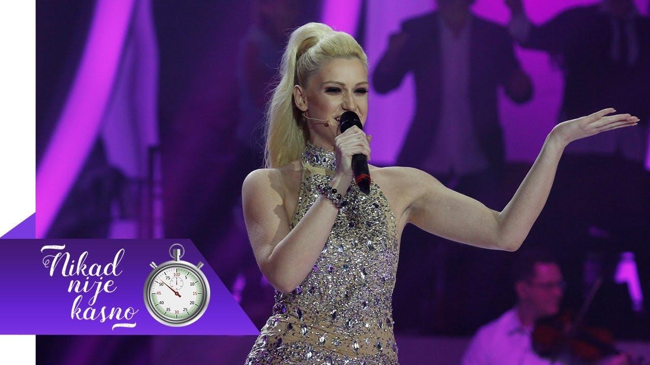 Anja Mit - Hajde da se volimo - (live) - NNK - EM 17 - 13.01.2019