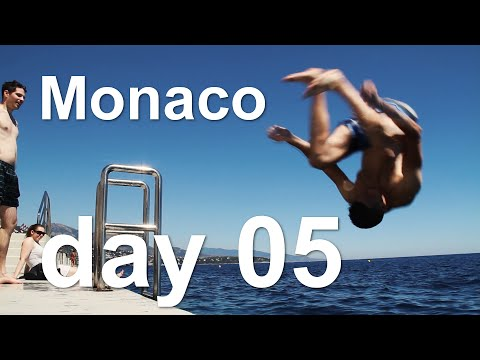 Akos's travel vlog | Monaco day 05