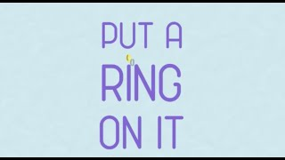 Put a Ring On It Walkthrough